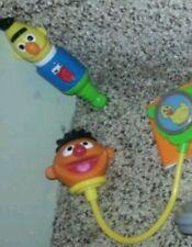 Sesame Street Doctor kit Medical Tools lot w/ syringe & bp cuff.. H5