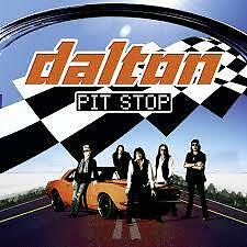 Pit Stop by Dalton (Sweden)/Dalton (CD, Oct-2014, Frontiers Records (UK))