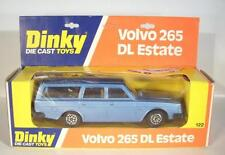 Dinky Toys 122 Volvo 265 DL Estate blaumetallic in O-Box #2755
