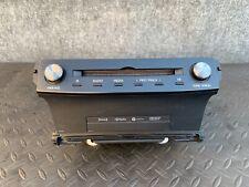 ✔LEXUS 14-17 IS200T IS350 NAVIGATION AM FM SINGLE CD HD RADIO SWITCH P11383 OEM