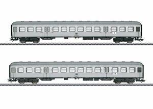 "**Märklin 43147 Personenwagen-Set ""Silberlinge"" passend zur 39097, Neu OVP**"