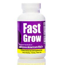 Fast Grow  Vitamins for African American Women Longer, Stronger, That Work