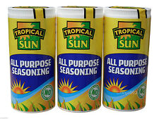 3 x Tropical Sun All Purpose Seasoning 100g