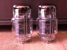 2 x 6S18S= 6C18C SVETLANA TUBES || NEW & NOS || Matched pair 1963 || RARE 6S33S