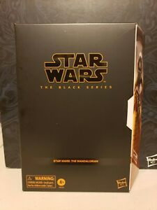 Star Wars The Black Series THE ARMORER Deluxe Hasbro Pulse Exclusive Mandalorian