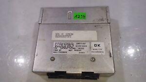 DAEWOO REZZO 2001 LHD 2.0i 89 KW ENGINE CONTROL UNIT MODULE ECU 173238202