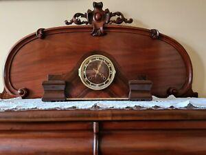 Smiths Empire Clock - Quality English Maker - 1930 Art Deco Napoleon Hat Clock