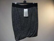 Zara Patternless Short/Mini Plus Size Skirts for Women
