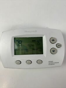 Honeywell FocusPRO TH 6000 Programmable Thermostat TH6110D1005 Tested
