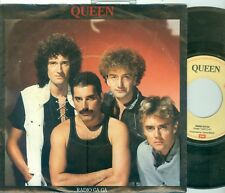 "QUEEN - RADIO GA GA ( DUTCH  EMI 1A 006-1655327 ) 7""PS   1984"