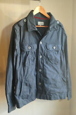 Jeremiah Vintage Workwear Rogue Size XL Blue Cotton Twill Jacket Nordstrom