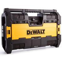 Dewalt DWST1-75663 18v Toughsystem Radio DAB+ With 6 Speakers, Bluetooth and USB