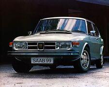 1974 Saab 99 EMS Automobile Photo Poster zm0667-NJYJ3B
