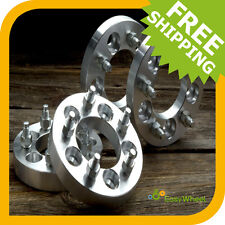 4 Jeep Wheel Spacers Adapters 1.5 inch