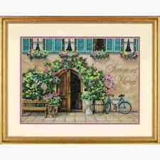 Counted Cross Stitch Kit SORRENTO HOTEL Dimensions