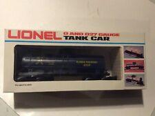 Lionel O-GAUGE: Alaska Single Dome Tank Car 6-6308  MIB