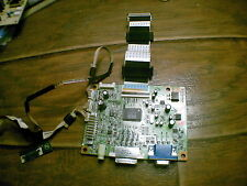 "HP 20"" W2007 5056638-7330 LCD PC MAC Monitor Main Board Motherboard Unit"