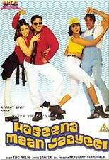 Haseena Maan Jaayegi(Hindi DVD)(1999)(English Subtitles)(Brand New Original DVD)