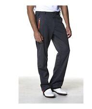 CROSS M Edge Golf Regenhose Pants Charcoal grau Herren Golfhose Größe small NEU