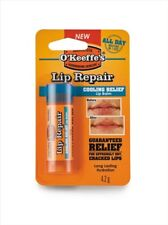 O'Keeffe's Cooling Lip Repair Balm 4.2g Relief For Cracked, Split & Dry Lips