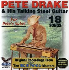 Pete Drake - For Pete's Sake [New CD]