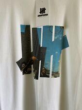 Undefeated UNDFTD White Short Sleeve T Shirt Size Large