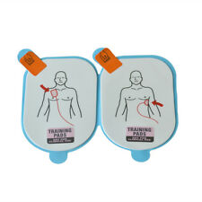 5 Pair/pack Electrode Replacement Reuse Pads Adult Training Pads For AED Trainer