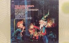 Leonard Bernstein(Vinyl LP)The Sorcerer's Apprentice NY Philharmonic .ms 6943
