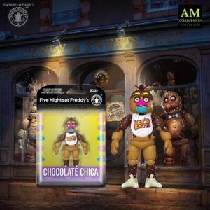 Funko - Cinque Nights At Freddy - Chocolate Chica - Action Figura - Nuovo / Conf