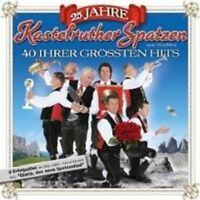 """KASTELRUTHER SPATZEN """"DAS BESTE FOLGE 4"""" 2 CD NEU"""