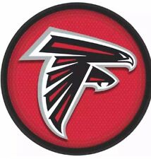 Atlanta Falcons Nfl Sports 7 Inch Dinner Plates Package Of 18