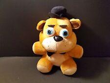 """1  6"""" FNAF Five Nights at Freddy Plush Doll Toy Freddy"""