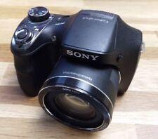 Sony Cyber-shot DSC-H300 20.1MP Digital Camera - Black