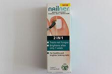 Nailner 2 in 1 Bürste gegen Nagel Pilzinfektion - 5ml