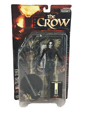 "The Crow Eric Draven 7"" Figure - Movie Maniacs 2 McFarlane Toys 1999 NEW"