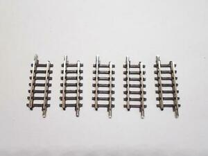 MÄRKLIN MINICLUB 8504 gerades Gleis 5 Stück (51737)
