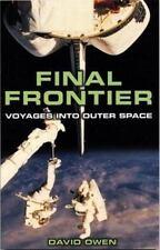 Final Frontier Space Exploration NASA Solar System Moon Explorers History Book