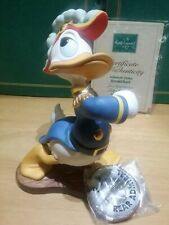 WALT DISNEY CLASSICS COLLECTION WDCC. SEA SCOUTS (DONALD) 1994 MEMBERS ONLY