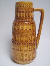 Keramik Vase Inka Scheurich 416-26 West-Germany pottery WGP Fat Lava era vintage