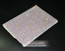 Luxury Glitter Handmade Claw Set AB Austria Crystal Cover Case Skin For iPad Air