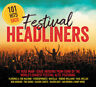 Various Artists : 101 Festival Headliners CD Box Set 5 discs (2018) Great Value