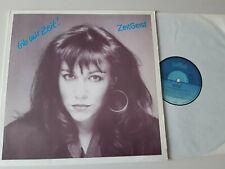 LP NDW Zeitgeist - Gib mir Zeit (10 Song) INTERCORD cut out