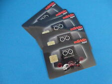 Marklin 60135 Set ofd 5 loc cards CS2 & 3 - MS2 - 60216/60226/60653/60657