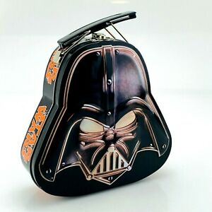 Darth Vader LUNCHBOX Tin Tote | Lucas Films Copyright STAR WARS Embossed