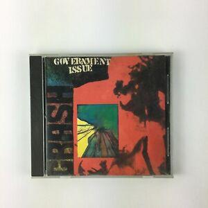 1998 We bite Crash Government issue CD