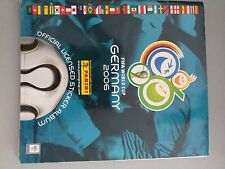 """Album Panini """"Germany 2006 World Cup"""" Complet Version française"""