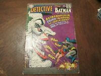 DETECTIVE COMICS #365 July 1967 JOKER COVER/STORY  MID GRADE VG! INFANTINO COVER