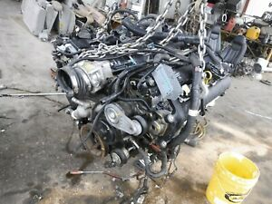 04-06 Cadillac XLR 4.6L V8 Northstar Engine Motor Assembly OEM 86k