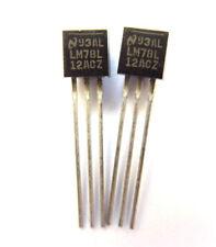 78L12ACZ 78L12A  LDO Regulator Pos +12v 0.1A 3-Pin TO-92 x2pcs