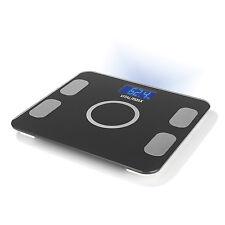 VITALmaxx Körperanalysewaage Bluetooth Waage + App Personenwaage digital